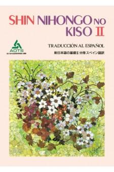 Shin Nihongo no Kiso II Bunsatsu (Spanisch)