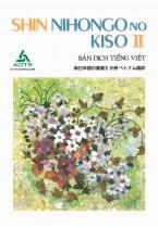 Shin Nihongo no Kiso II Bunsatsu (Vietnamesisch)